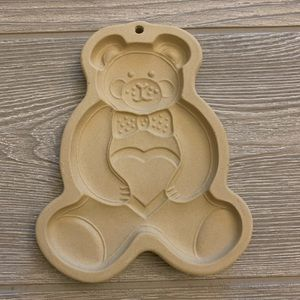 Vintage Teddy Bear Cookie Mold The Pampered Chef
